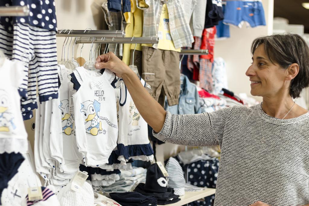 abbigliamento prima infanzia 0-18 mesi imola - la cicogna